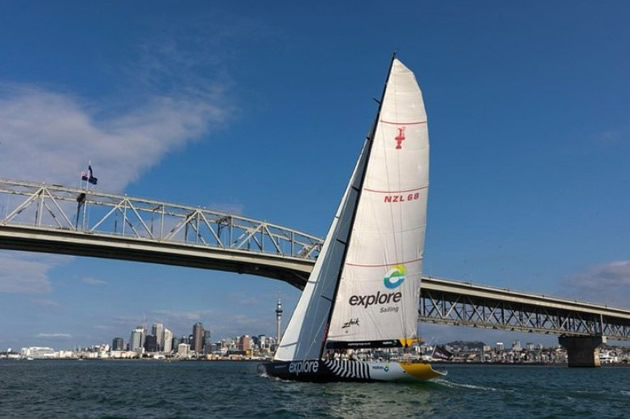America's Cup Sailing Excursion