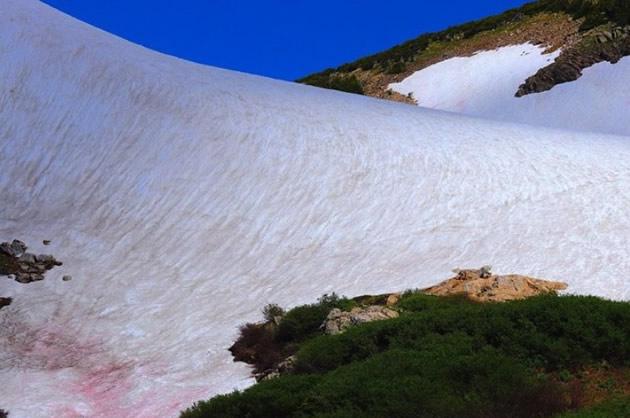 St. Mary's glacier in Colorado.